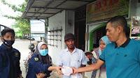 Akhir Ramadhan Senator Fachrul Razi Bersama Kwartir Cabang Pramuka Aceh Utara Berbagi Takjil
