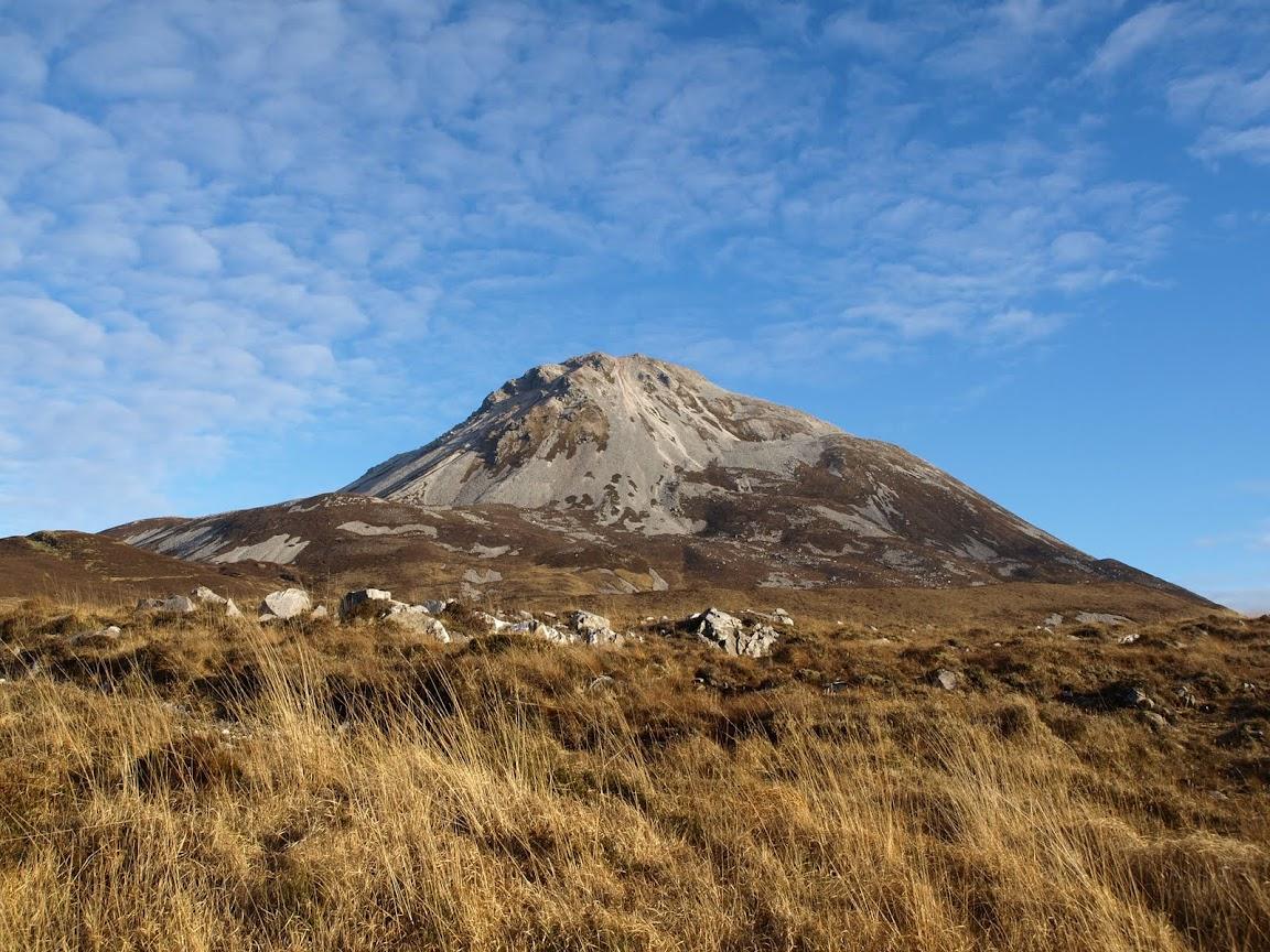 Mount Errigal, Donegal, Ireland
