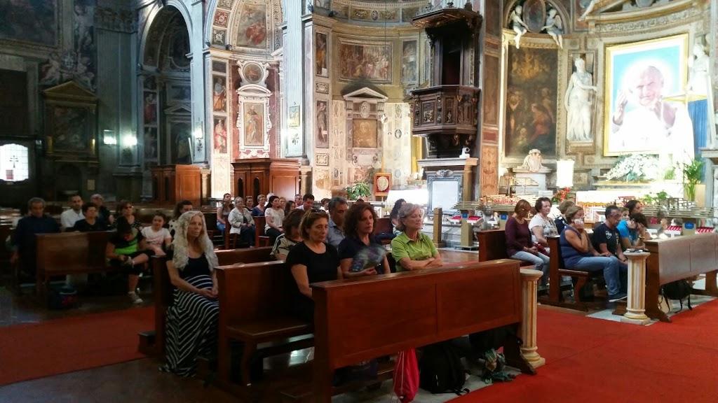 Pielgrzymi z Castellammare w Rzymie, 8 czerwca 2016 - IMG-20160608-WA0048.jpg
