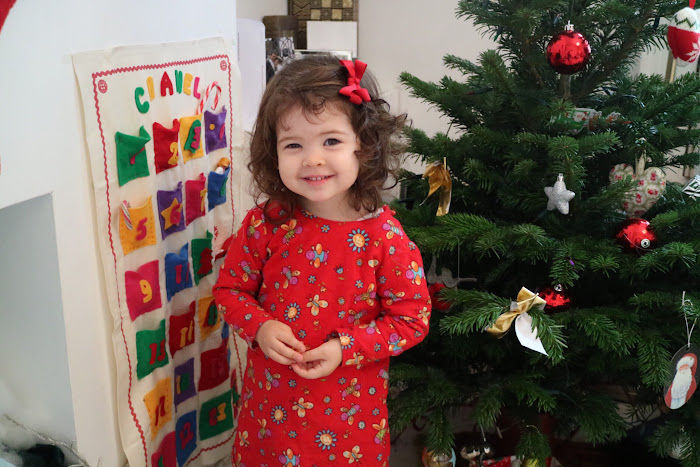 Advent, calendar, children, kit, Christmas