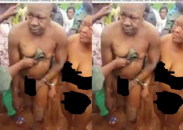 Shameful: Pastor Caught Having Threesome With Married Women (Photos)