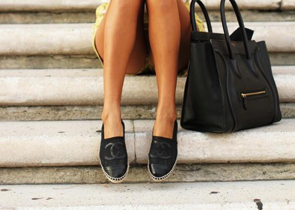 giày đế xuồng lười cho cô nàng cá tính