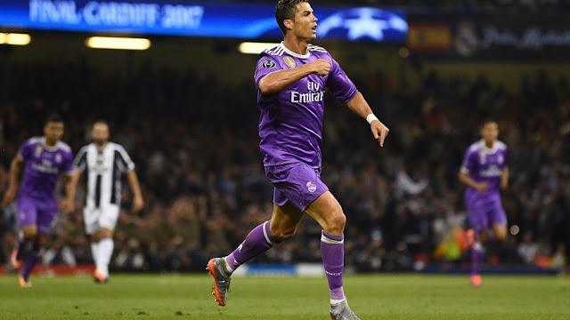 Cristiano Ronaldo Goal Against Juventus Sets Another Champions League Record