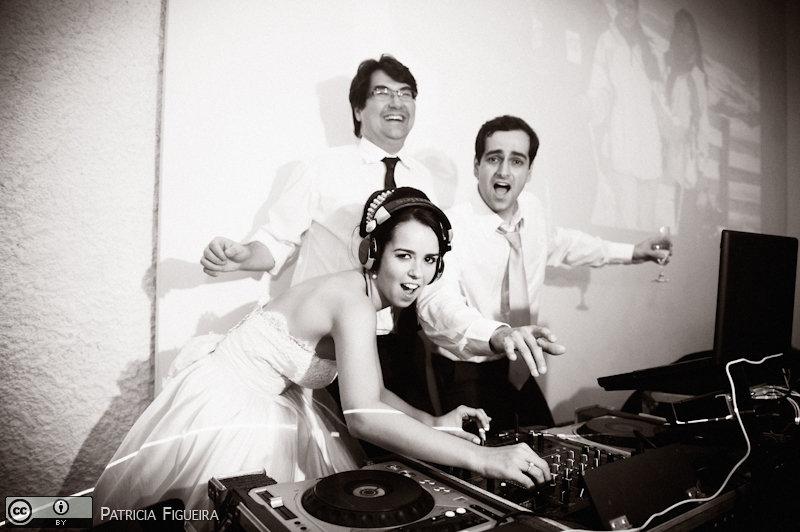 Foto de casamento 2592pb de Nathalia e Fernando. Marcações: 04/12/2010, Casamento Nathalia e Fernando, Niteroi.