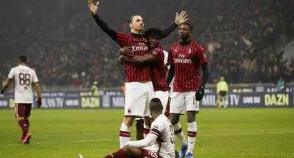 Jelang Derby Meladonina, Milan Coba Formasi Baru 4-4-1-1