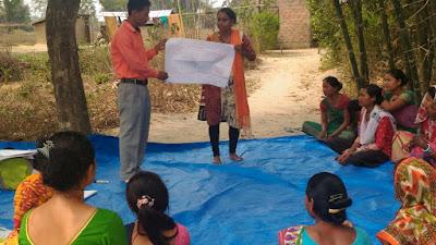 Dream building and self assessment at Merabil No 2, Udalguri