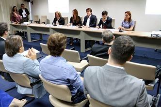 Reunião com Secretariado fot Ivanizio Ramos 5