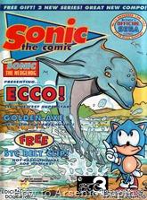 Actualización 26/07/2017: Se agrega el pequeño cómic perteneciente a la publicación Sonic The Comic numero 13 por Texthehedgehog de The Tails Archive y La casita de Amy Rose, disfrútenlo.