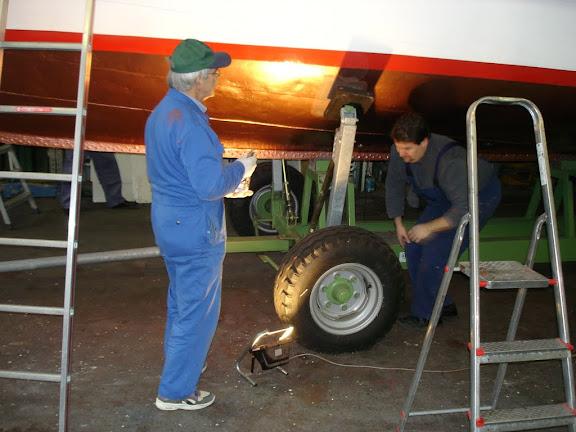 Mars-Vereinigung Arbon Div. Reparaturarbeiten