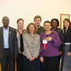 CAS Director Dr. Bowen with South African Delegation, 2011