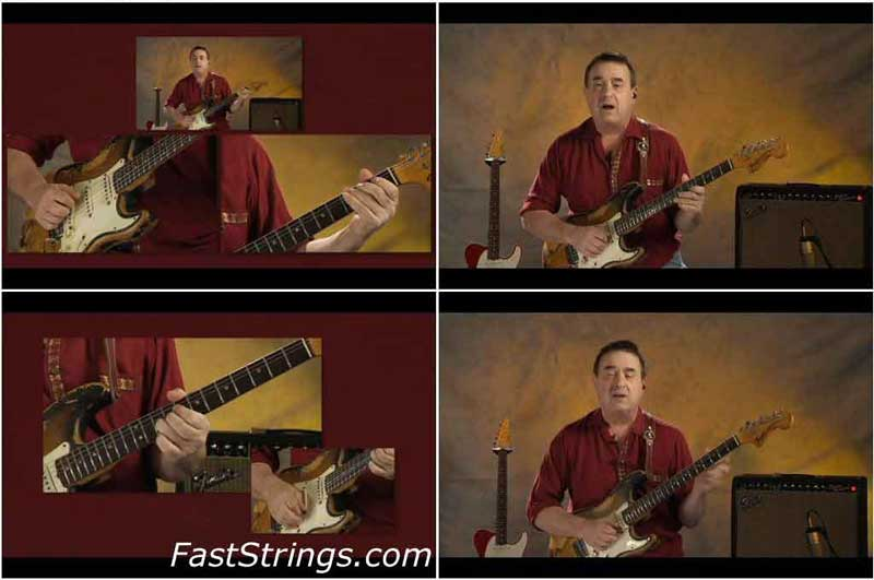 Steve Trovato - Beginning Blues: Lead Guitar