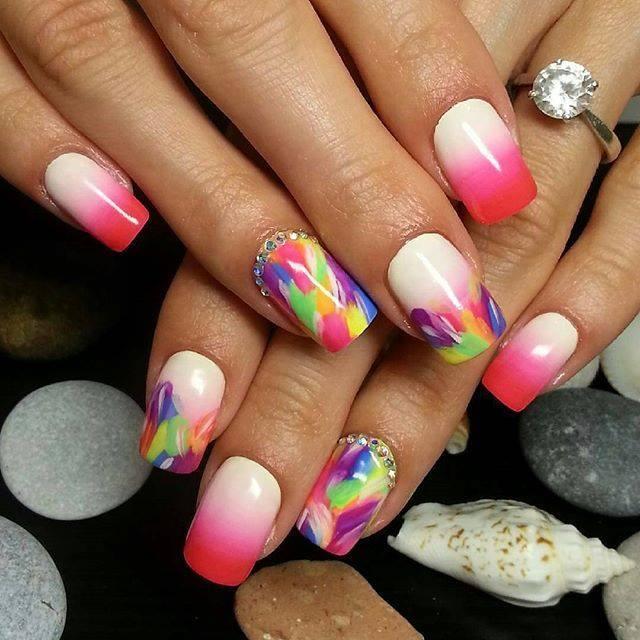 cute summer nail art designs 2017 - style you 7