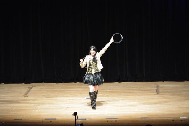 リングマジック|女性マジシャン・アリス(有栖川 萌)|☆マジックショー・イリュージョン・和妻の出張・出演依頼受付中☆