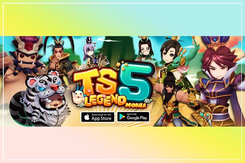 [TS5 Legend] ตำนานเกมดัง…คืนชีพบนสมาร์ทโฟน!