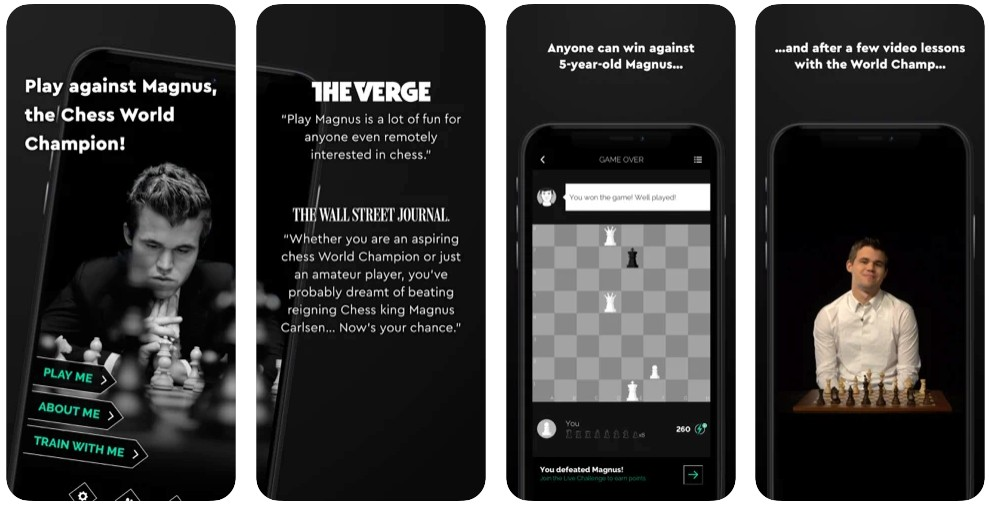 Play Magnus - Play Chess