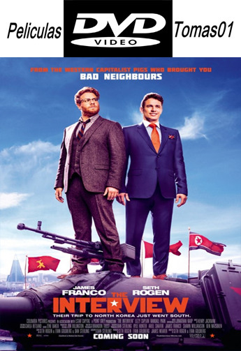 The Interview (2014) DVDRip