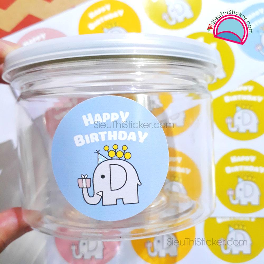 tem happy birthday con voi