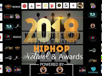 2018 PROMOTIONAL SPONSORS OF JOS HIP HOP FESTIVAL