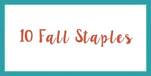 10 fall staples not in jersey bloglovin solutioingenieria Gallery
