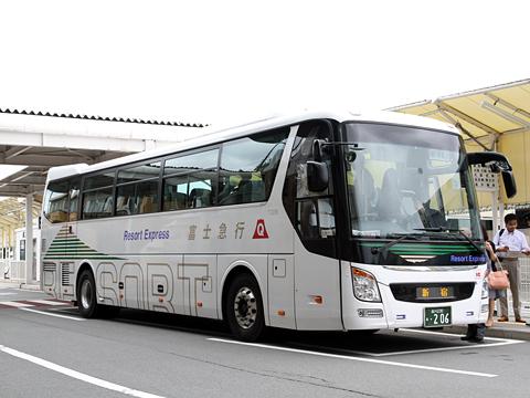 フジエクスプレス「中央高速バス富士五湖線」 T0206