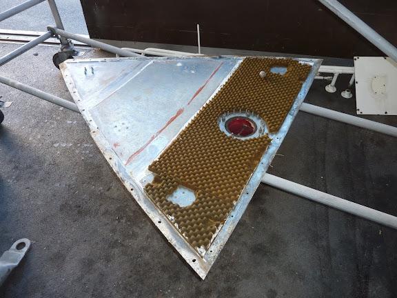 Mars-Vereinigung Arbon    Auswassern / Renovation 2013