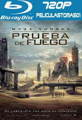 Maze Runner 2: Prueba de Fuego (2015) (BRRip) BDRip m720p