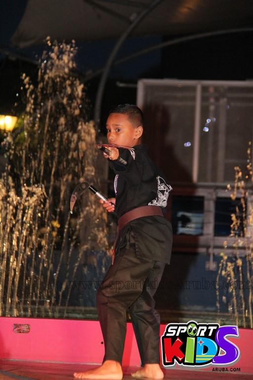 show di nos Reina Infantil di Aruba su carnaval Jaidyleen Tromp den Tang Soo Do - IMG_8710.JPG
