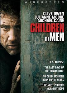 Giống Nòi Nhân Loại - Children Of Men poster