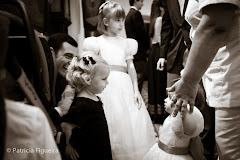 Foto 0583pb. Marcadores: 03/09/2011, Casamento Monica e Rafael, Daminhas Pajens, Rio de Janeiro