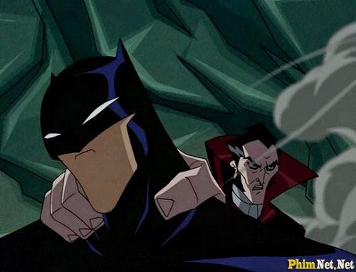 Người Dơi Đối Đầu Bá Tước Dracula - The Batman Vs. Dracula - Image 2