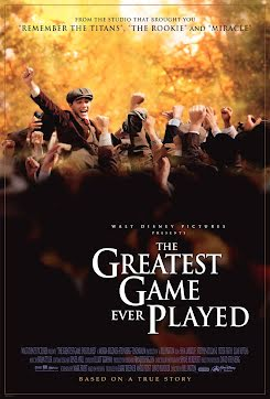 Juego de honor - The Greatest Game Ever Played (2005)