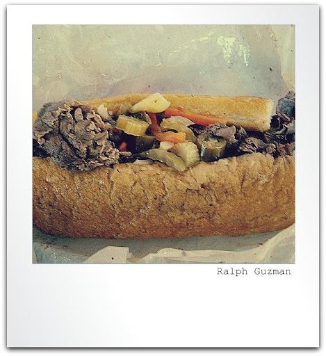 Portillo's Italian Beef Sandwich - RatedRalph.com