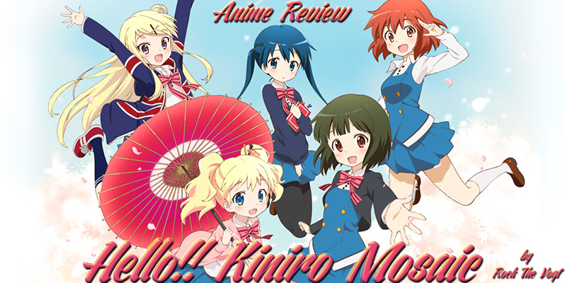 anime review hello kiniro mosaic