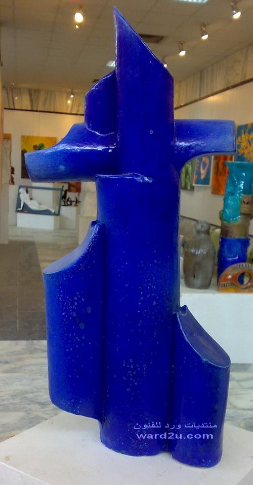 معرض طلبة الخزف كلية الفنون جامعة بغداد 2009