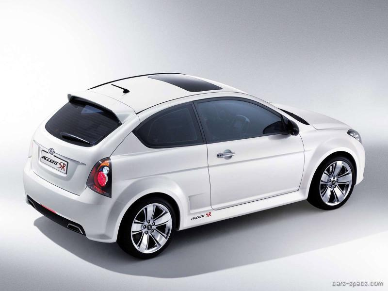 2008 hyundai accent hatchback specifications pictures prices. Black Bedroom Furniture Sets. Home Design Ideas