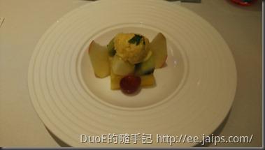 新竹西堤Tasty-水果沙拉