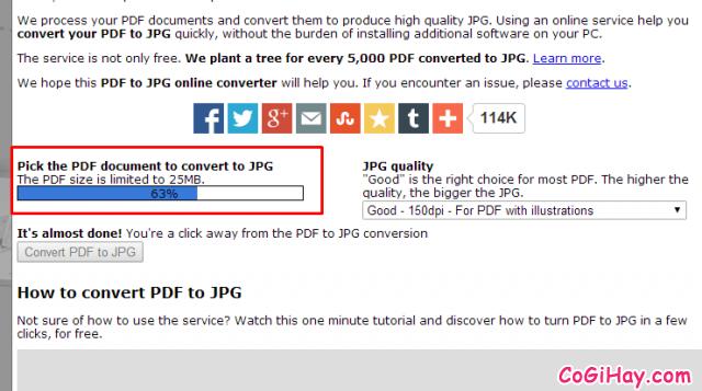 đang chuyển file pdf thành hình ảnh