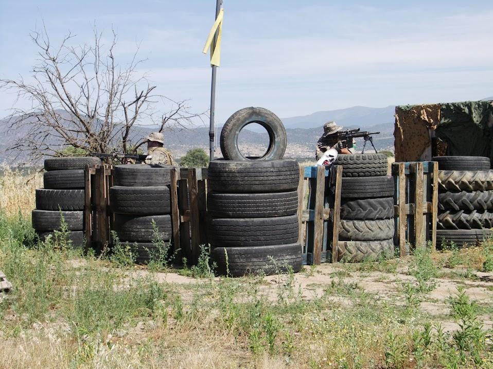 """Fotos de """"THE FINAL WAR"""". La Granja. 23-06-13 PICT0056"""