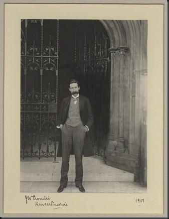 NPG x15741; John William Crombie