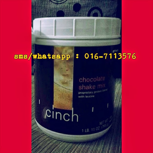 CINCH SHAKE MIX, KURUS, DIET
