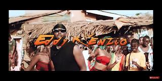 MP4 VIDEO | Eddy Kenzo Ft Tribe Mark - Shakamo Mp4 (Video Download)