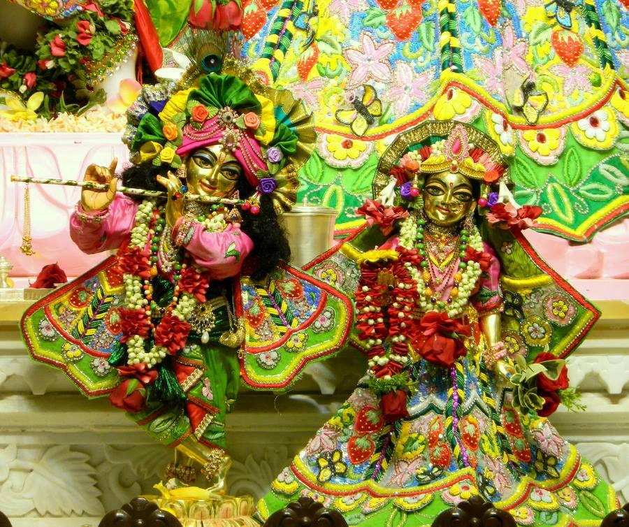 ISKCON Pune NVCC Deity Darshan 01 Jan 2017 (10)