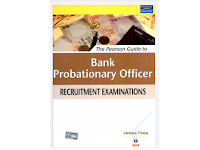Bank Probationary Officer Recruitment Examinations গাইড - Pdf ফাইল