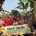 HUT Bhayangkara Polri ke-73 Polsek Kebonpedes Bantu Pejuang Kemerdekaan