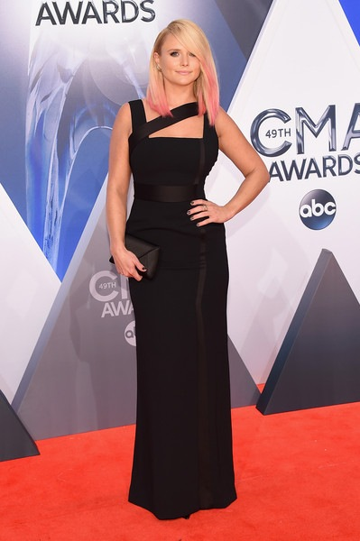 Miranda Lambert attends the 49th annual CMA Awards