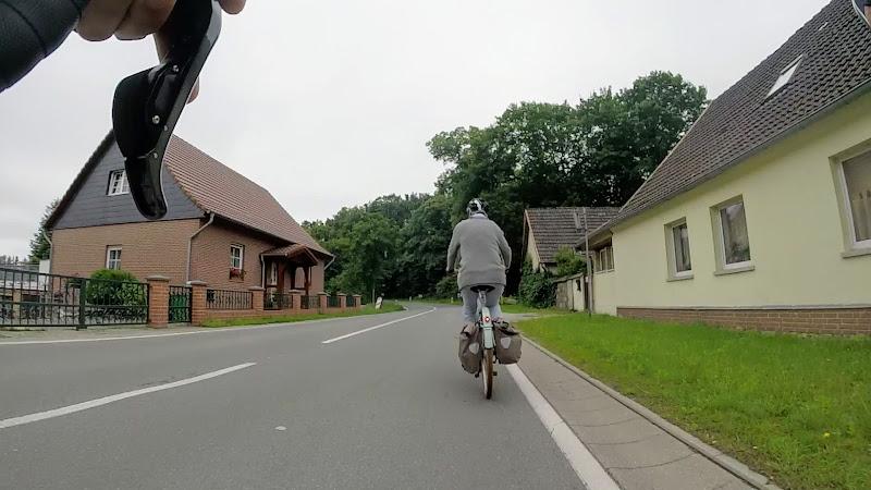 Mit dem Rad im Rheinsberger Land unterwegs…