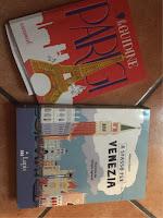 parigi e venezia libri per bambini
