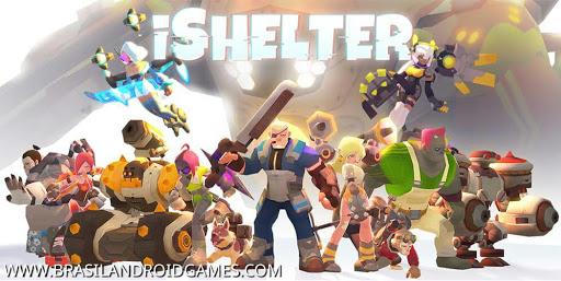 iShelter - Adventure RPG Imagem do Jogo