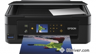Download Epson Expression Home XP-403 printers driver and install guide