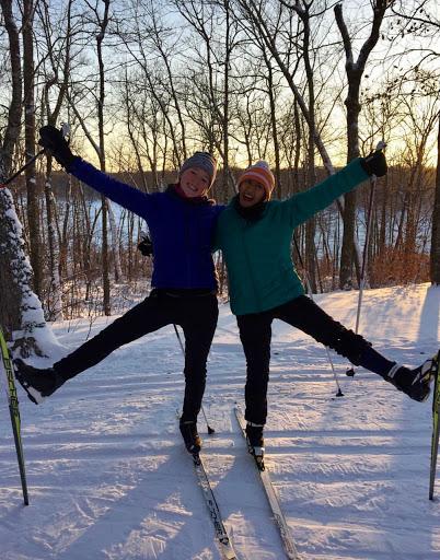 Ski camp fun!